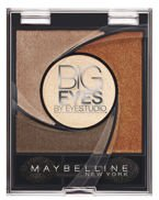 Cienie Big Eyes Maybelline 01 Luminous Brown + bransoletka Maybelline Fashion Week Gratis!!!