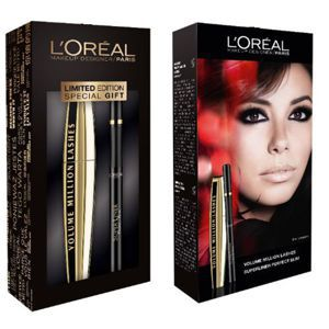Zestaw Loreal Limited Edition Mascara Volume Million Lashes Excess & Superliner Perfect Slim
