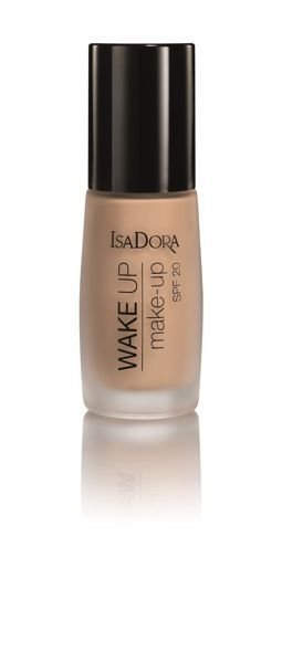 ISADORA WAKE UP MAKE-UP 02 SAND - podkład 30 ml