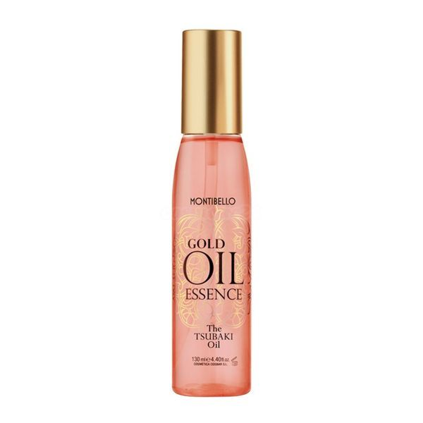 MONTIBELLO GOLD OIL ESSENCE TSUBAKI OIL - olejek 130 ml