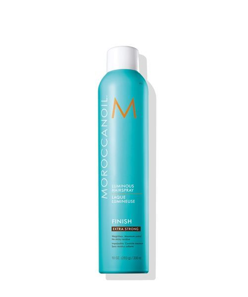 MOROCCANOIL FINISH - lakier do włosów extra strong 330 ml
