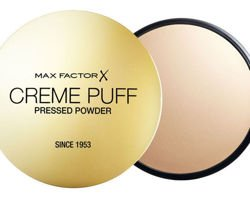 Puder Max Factor Creme Puff 55 Candle Glow