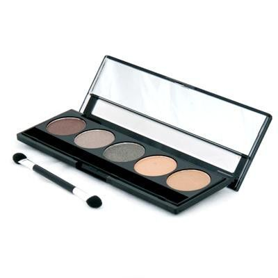 W7 Eye Shadow Kit -  5 Eyes Palette - paleta cieni do powiek