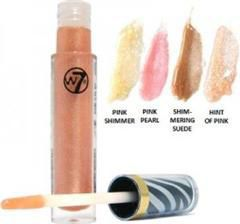 W7 The Big Gloss - błyszczyk do ust Pink Shimmer