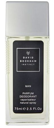 DAVID BECKHAM INSTINCT DNS W/O BOX 75ml