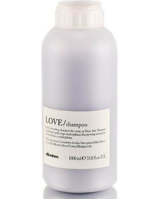 DAVINES LOVE SMOOTH Shampoo - szampon 1000 ml