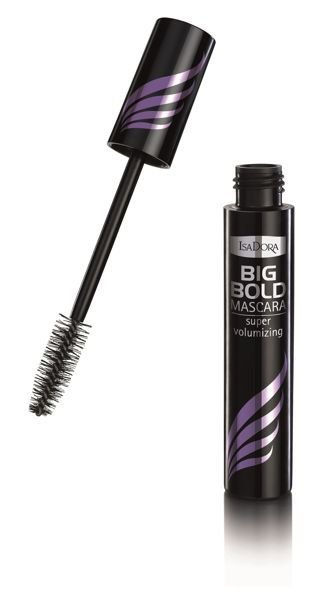 ISADORA BIG BOLD MASCARA SUPER VOLUMIZING 10 BLACK - tusz d/rzęs 14 ml