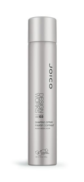 JOICO DESIGN WORKS 03 SHAPING SPRAY - lakier 300 ml
