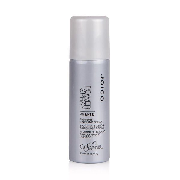 JOICO POWER SPRAY 8-10 FAST-DRY FINISHING SPRAY - lakier mocno utrwalający 50 ml