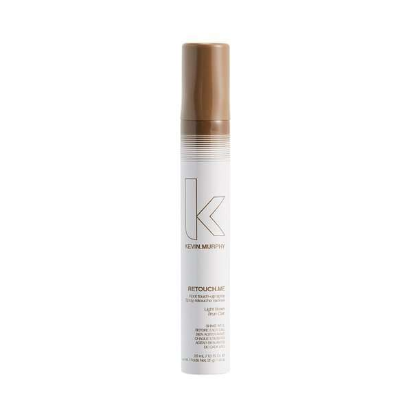 KEVIN MURPHY RETOUCH ME LIGHT BROWN - korektor odrostów w spray'u kolor jasnobrązowy 30 ml