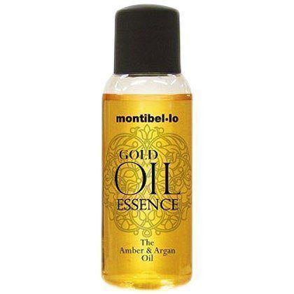 MONTIBELLO GOLD OIL ESSENCE AMBER&ARGAN OIL - olejek 30 ml