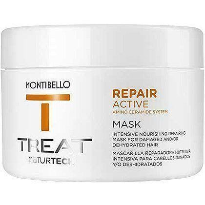 MONTIBELLO REPAIR ACTIVE MASK - maska odbudowująca 200 ml