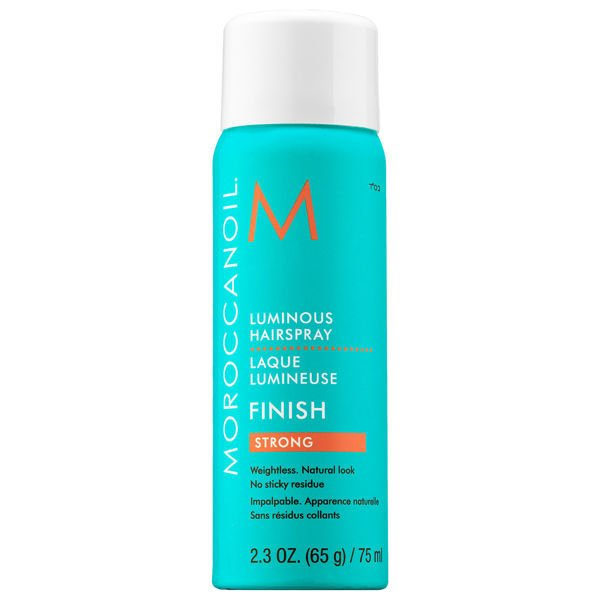 MOROCCANOIL FINISH - lakier do włosów strong 75 ml